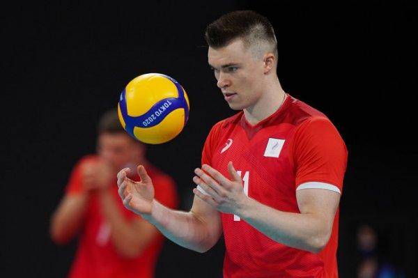 Мужская сборная России по волейболу назвала состав на ЧЕ