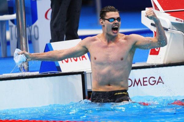 Николаев завоевал золото в плавании на Паралимпийских играх