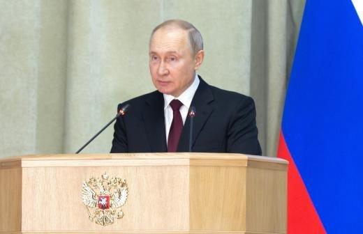 Путин обсудил проблему обманутых дольщиков с врио губернатора Ульяновской области