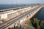 На мостовом комплексе Волжской ГЭС открыто движение по всем полосам