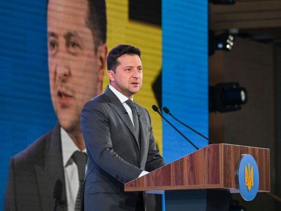 Зеленский захотел построить на Украине