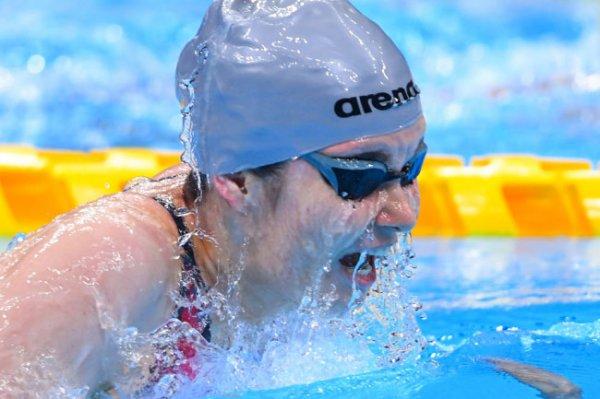 Мария Павлова завоевала золото Паралимпийских игр в плавании