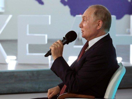Директор пожурила поправившего Путина школьника: «Определенная наглость»