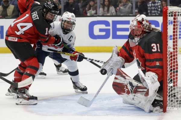 Женская сборная Канады выиграла ЧМ по хоккею впервые с 2012 года