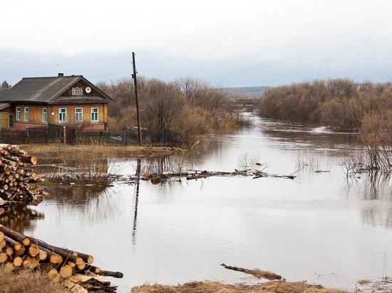 Глава Бурятии заявил, что в регионе введен режим ЧС из-за паводков
