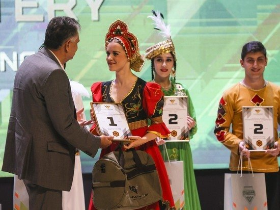 Конкурс «Армия культуры» покорил сердца зрителей