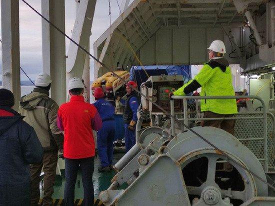 На дне Карского моря обнаружили атомный реактор подводной лодки