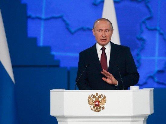 Путин: мер поддержки детей в России недостаточно
