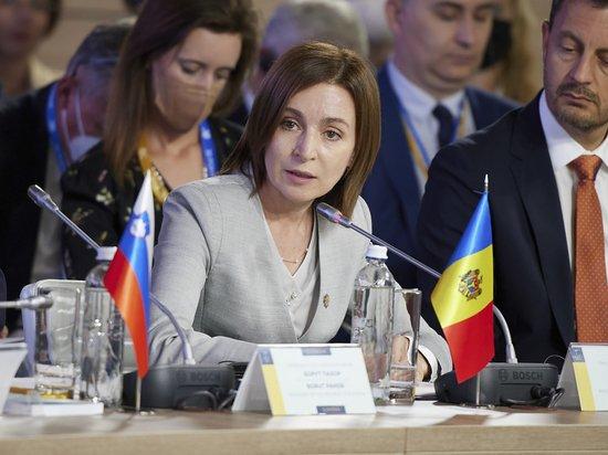 Майя Санду обманула Козака: Приднестровье оказалось в блокаде