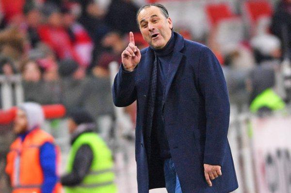 Божович сменил Парфенова на посту главного тренера