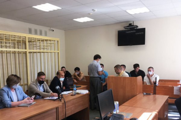 В Воронеже началось рассмотрение первого в РФ дела о договорном матче