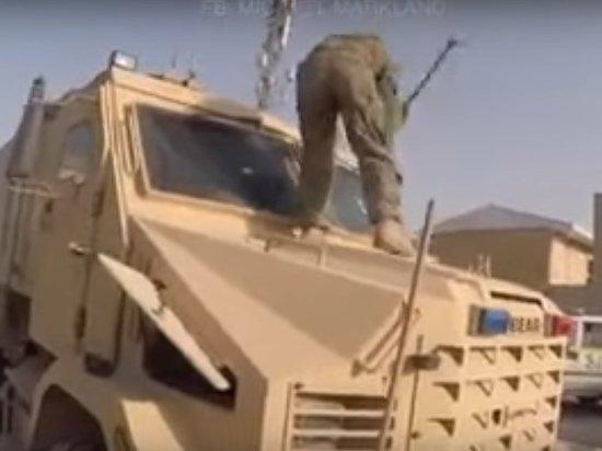 Эксперта возмутило видео с уничтожением военными США техники в Кабуле