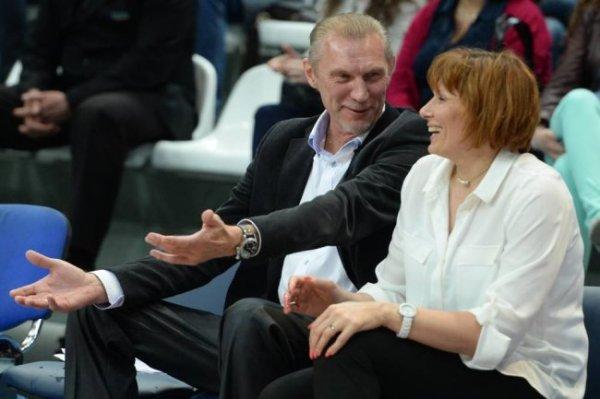 Шакирова первой в истории стала главным тренером мужского баскетбольного клуба