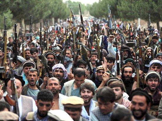 Талибы «салютом» из стрелкового оружия отпраздновали захват Панджшера