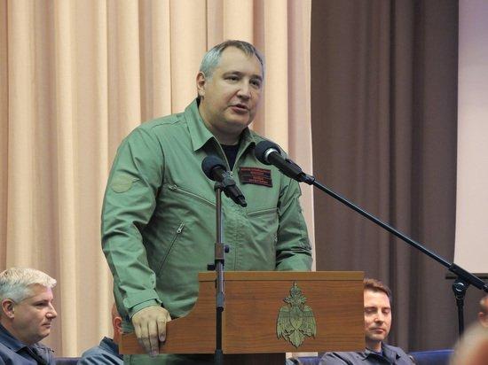Рогозин объявил о победе над коррупцией на космодроме Восточный