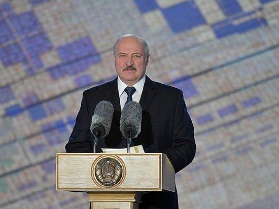 Лукашенко выбрал место для картины, где
