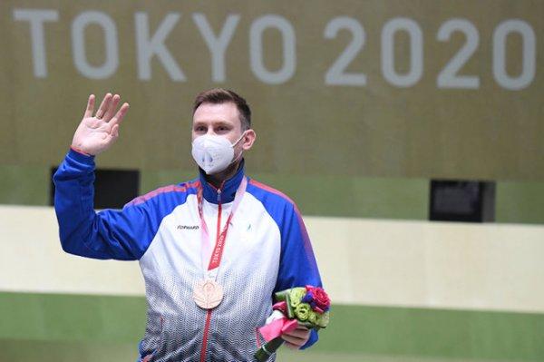 Российские паралимпийцы завоевали пять медалей в утренней программе Игр