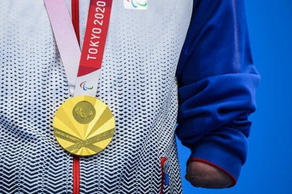 Сборная России завоевала десять медалей в предпоследний день Паралимпиады