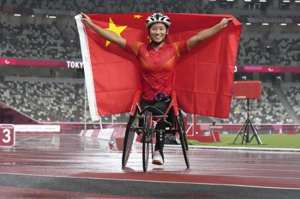 Определился победитель Паралимпийских игр в медальном зачете