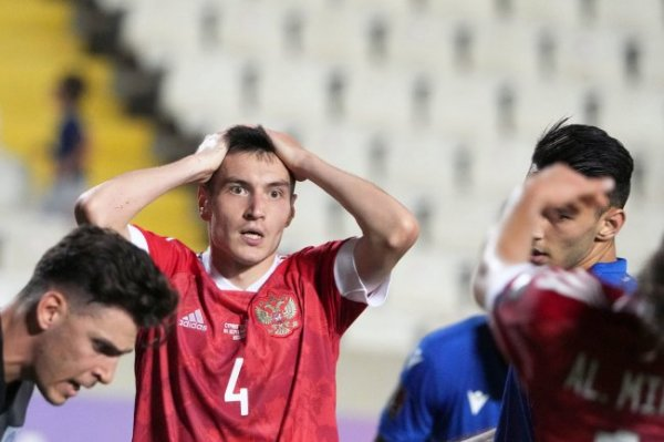 Дюков: Качество игры сборной в матче с Кипром вызывает вопросы