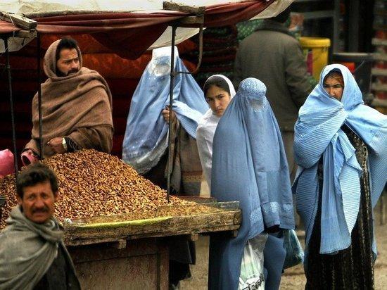 Британский спецназ обманул талибов, переодевшись в женщин