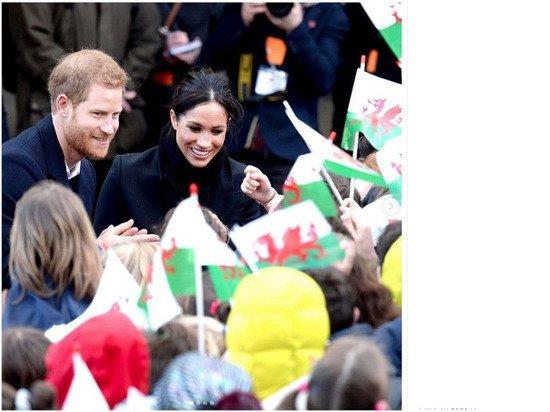 Принц Гарри и Меган Маркл попросили о встрече с Елизаветой II