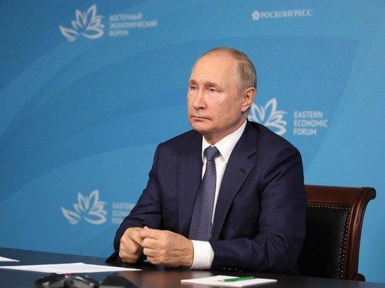 Песков: развитие Дальнего Востока остается приоритетом для Путина