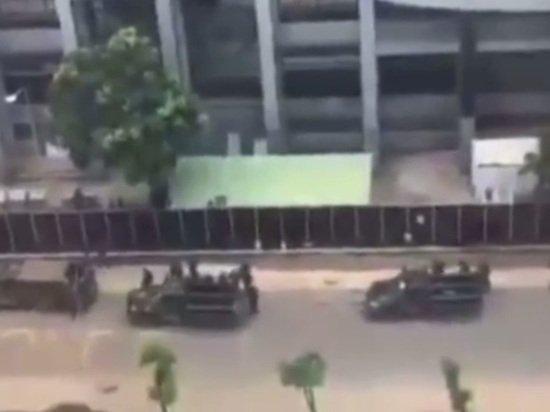 В Гвинее сообщили о попытке госпереворота