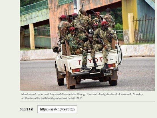 Борьба за власть в Гвинее: Минобороны сообщает, что подавило восстание элитного подразделения