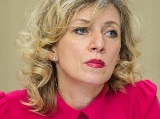 Захарова напомнила Киеву, что РФ не является стороной минских соглашений