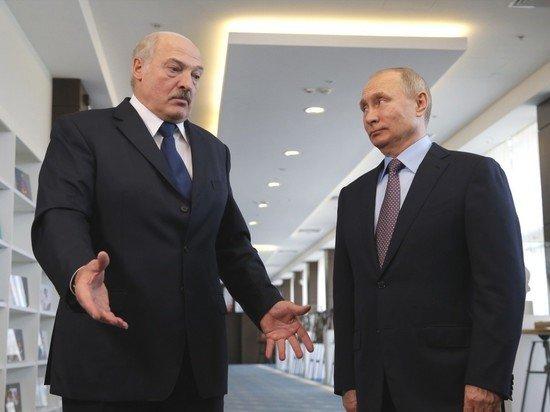 Лукашенко на предстоящей встрече обсудит с Путиным нефтяную сферу