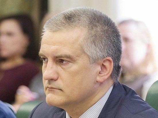 Аксенов прокомментировал диверсию в Крыму: