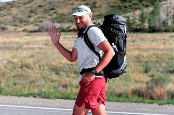 Омский марафонец отправился на Кавказ, чтобы помочь детскому хоспису