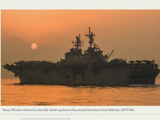 США запустили группу беспилотников на Ближнем Востоке на фоне напряженности с Ираном