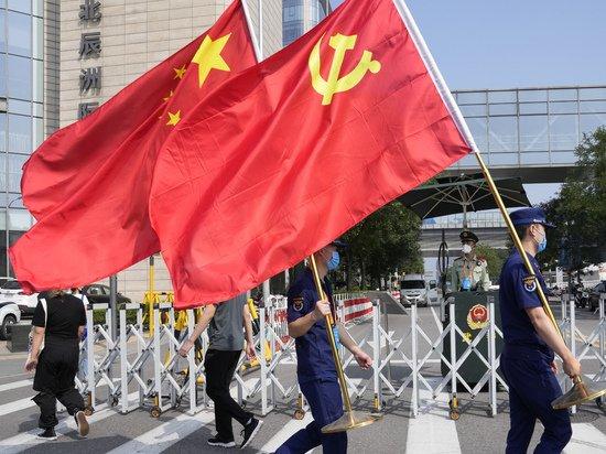 Компартия Китая объявила войну дающим взятки