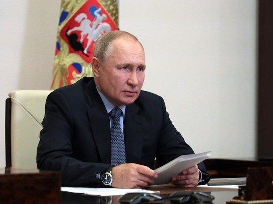 Путин решил не участвовать в сессии Генассамблеи ООН