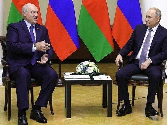 Песков раскрыл обстоятельства переговоров Путина и Лукашенко