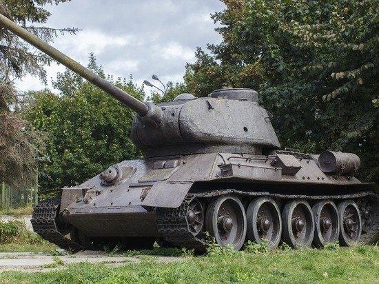 На российскую базу в Таджикистане поступят 30 новых танков