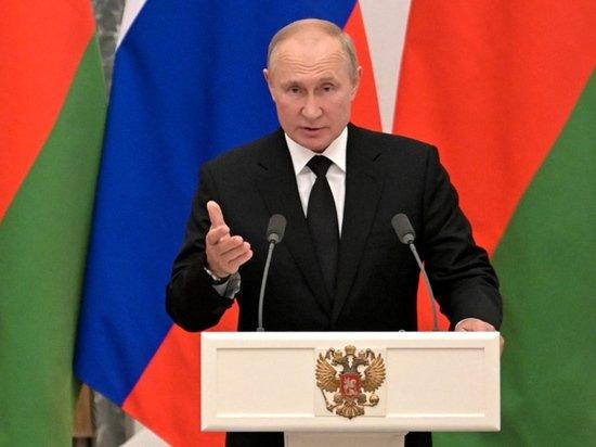 Путин объяснил дороговизну газа в Европе: