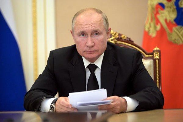 Путин призвал к новым решениям по поддержке спорта на всех уровнях