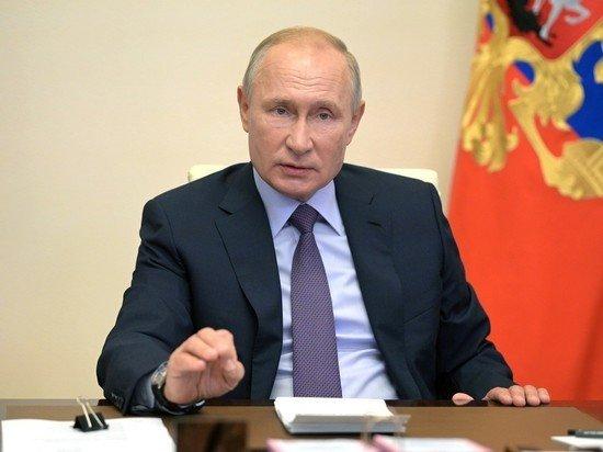 Путин раскритиковал ставку на легионеров в российском футболе