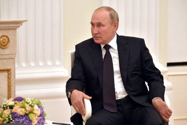 Путин раскритиковал идею снять лимит на легионеров в футболе