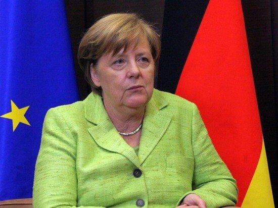 Меркель заявила о необходимости гарантий для Украины по транзиту газа