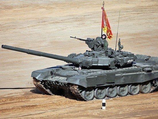Армия России получит более 240 новейших танков