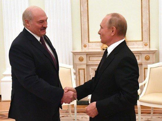 Лукашенко: Путин посетит Беларусь в октябре