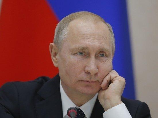 Путин рассказал о своем сломанном носе