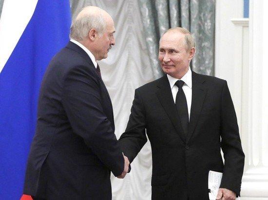 Лукашенко решил закрыться от Украины российскими самолетами