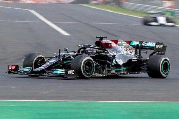 Хэмилтон и Ферстаппен попали в аварию по ходу Гран-при Италии