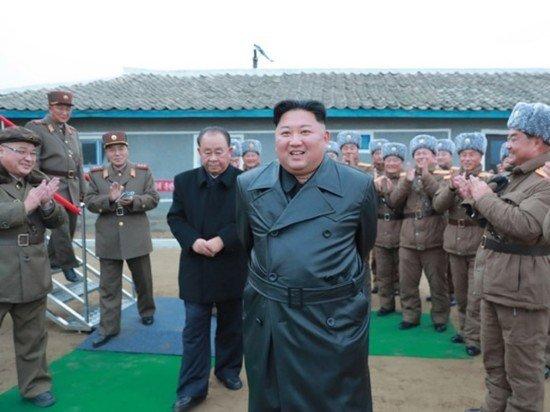 Новейшую крылатую ракету испытали в Северной Корее