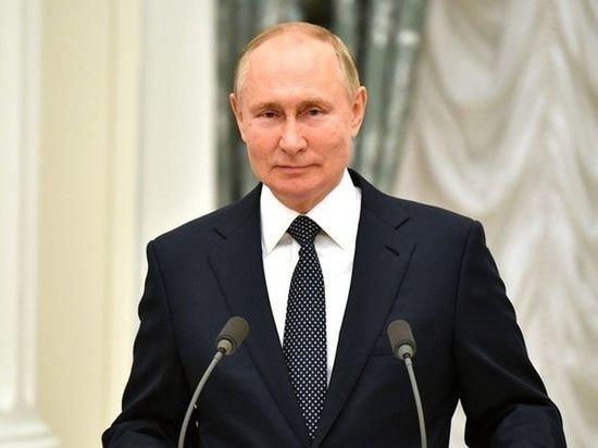 Путин прибыл в Нижегородскую область на маневры «Запад-21»